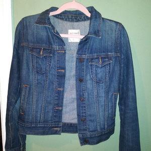 Women's XS Dark Jean Jacket